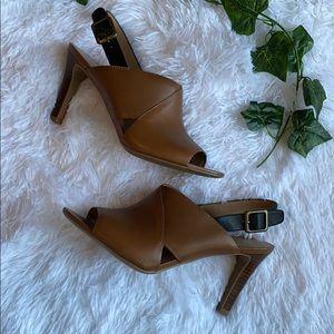 NWOT Franco Sarto Heel Sandals